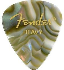 Fender 351 Shape Premium Pick Heavy Abalone