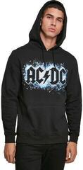 AC/DC Shattered Hoody Black M