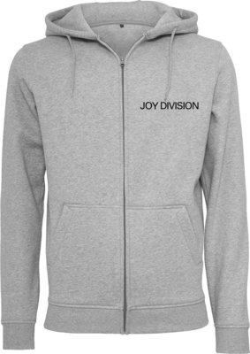 Joy Division UP Zip Hoody Heather Grey L