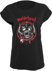 Motörhead Ladies Motörhead Razor Tee Black