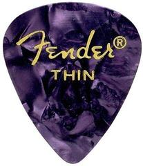 Fender 351 Shape Premium Pick Thin Purple Moto