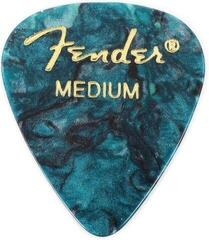 Fender 351 Shape Premium Pick Medium Ocean Turquoise