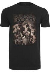 My Chemical Romance On Parade Tee Black