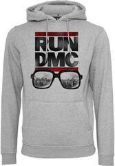 Run DMC City Glasses Hoody Black