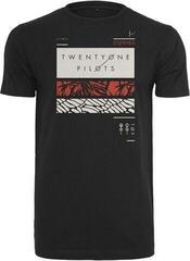Twenty One Pilots Filler Bars Tee Black XL