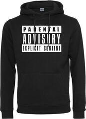Parental Advisory Hoody Black M
