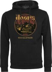 The Doors Warp Hoody Black
