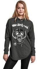 Motörhead Everything Louder Oversized Hoody Charcoal XS