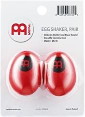 Meinl ES2-R Plastic Egg Shakers Red