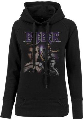 Justin Bieber 90s Hoody Black S
