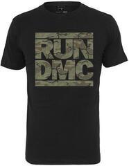 Run DMC Camo Tee Black