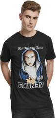 Eminem Hooded Show Tee Black