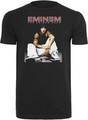 Eminem Seated Show Tee Black