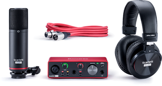 Focusrite Scarlett Solo Studio 2nd Generation