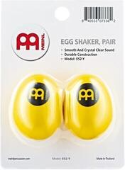 Meinl ES2-Y Plastic Egg Shakers Yellow