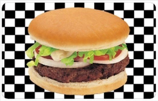 PikCard PC407 Hamburger Pickcard