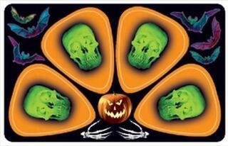 PikCard PC422 Halloween Pickcard
