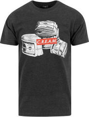 Wu-Tang Clan C.R.E.A.M Bundle Tee Grey