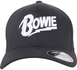 David Bowie Flexfit Cap Black S/M