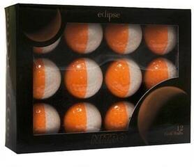 Nitro Eclipse White/Tangerine