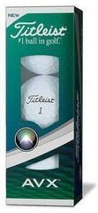 Titleist AVX Golf Balls White 3B pack