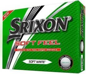 Srixon Soft Feel 11 Golf Balls White Dz