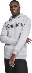Compton Hoody Grey/Black