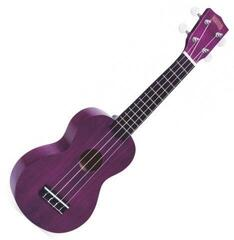 Mahalo MK1P Transparent Purple