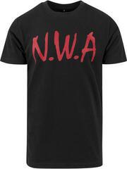 N.W.A Tee Black L