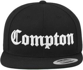 Compton Snapback Black One Size