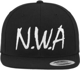 N.W.A Snapback Black One Size