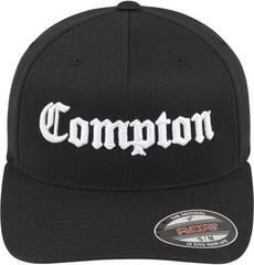 Compton Flexfit Cap Black/White