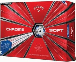 Callaway Chrome Soft 18 Truvis Blue
