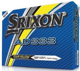 Srixon AD333 2018 Yellow