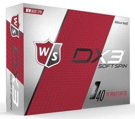 Wilson Staff DX3 Soft Spin 12-Ball