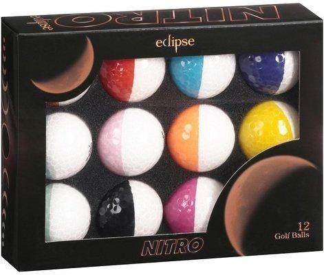 Nitro Eclipse White Multi