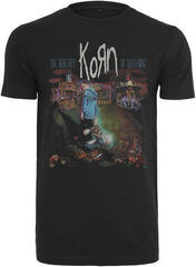 Korn Circus Tee Black