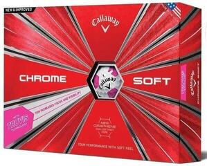 Callaway Chrome Soft 18 Truvis Pink