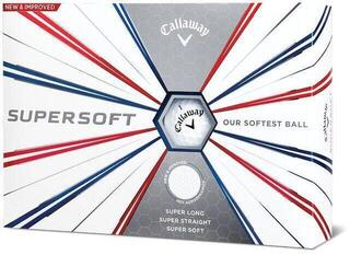 Callaway Supersoft Golf Balls 19 12 Pack
