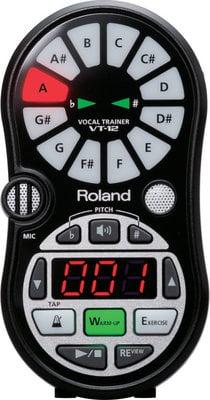 Roland VT 12 Black VocalTrainer