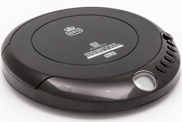 GPO Retro Portable CD Player - Discman
