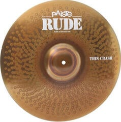 Paiste RUDE18-TC Crashbecken 18""