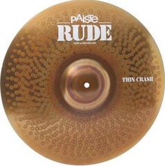 "Paiste RUDE19-TC Crash Cymbal 19"""