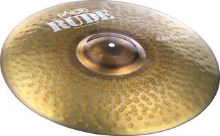 "Paiste RUDE19-WC Crash Cymbal 19"""