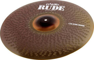 Paiste RUDE Crash/Ride 17