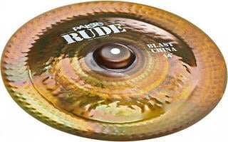 Paiste RUDE Blast China Cymbal 14""