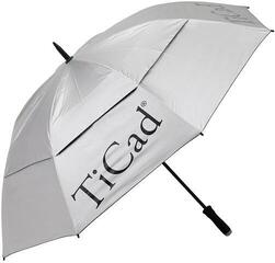 Ticad Golf Umbrella Windbuster XXL Silver