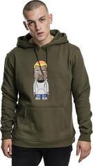 Kanye West Name One Hoody Green