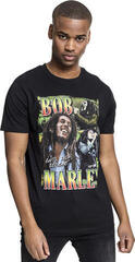 Bob Marley Roots Tee Black L