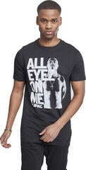 2Pac All Eyez On Me Tee Black M